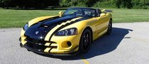 Dodge Built the Viper ACR Roadster