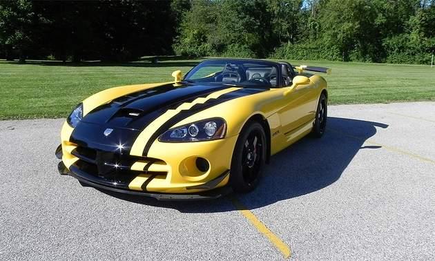 Image Result For  Dodge Viper Srt Convertible