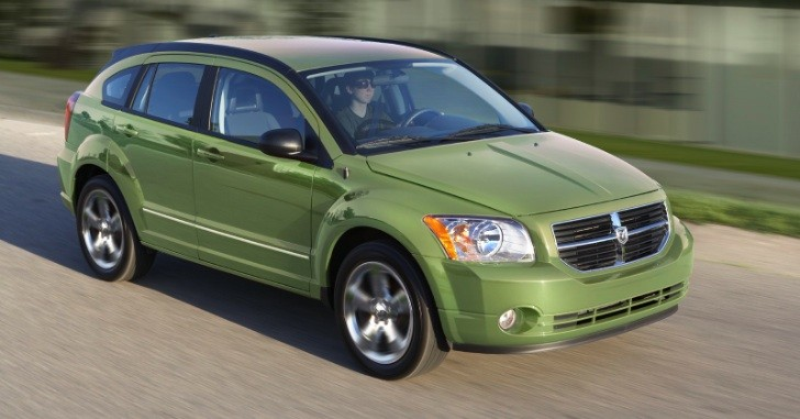 Dodge Caliber and Nitro Production Ends