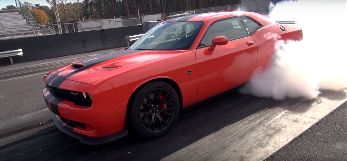 Dodge Challenger Hellcat Drag Pack Rumored For 2019 With Demon