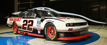 Dodge Challenger NASCAR Nationwide Introduced