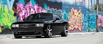 Dodge Challenger on Vossen Wheels [Photo Gallery]