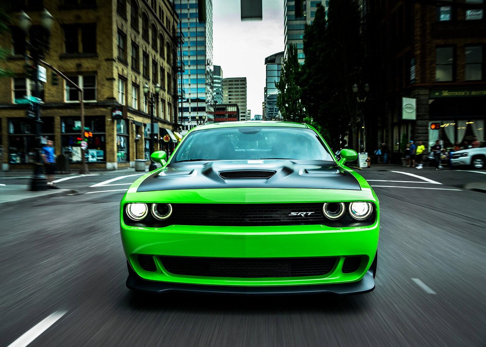 Dodge Challenger Srt Hellcat En Route To Us Dealerships