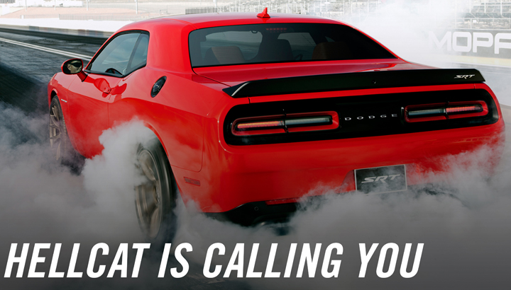Dodge Challenger SRT cat Ringtone Brings 707 HP to Your ...