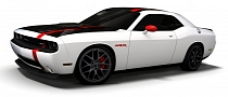 Dodge Challenger SRT8 ACR Annouced for 2011 SEMA