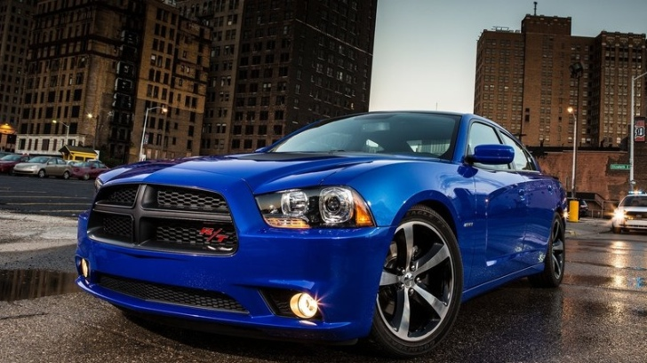 Dodge Charger All Wheel Drive To Gain Sport Package
