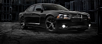 Dodge Charger Blacktop Proves You Can't Be too Black