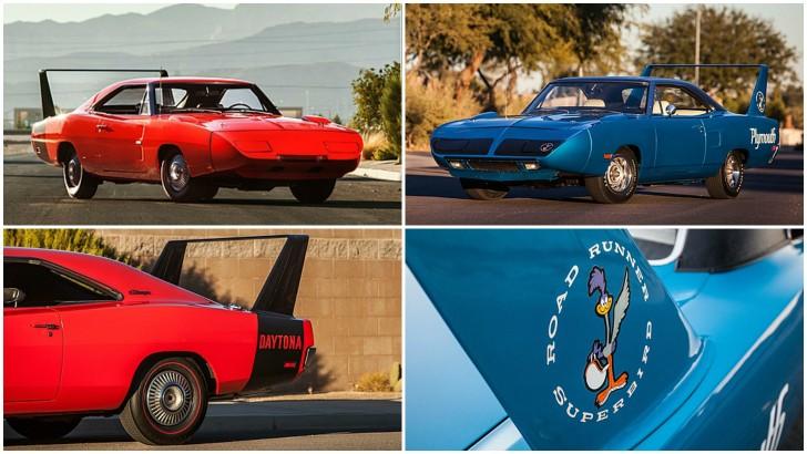 Dodge Charger Hemi Daytona And Plymouth Hemi Superbird Heading To Auction Photo Gallery