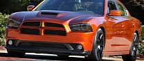 Dodge Charger Juiced Concept Gets SRT Viper V10 Courtesy of Mopar