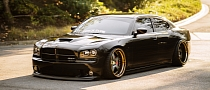 Dodge Charger SRT8 Rides Low... and Mean [Photo Gallery]