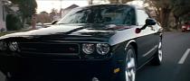 Dodge Commercial: Shaun in the Challenger [Video]