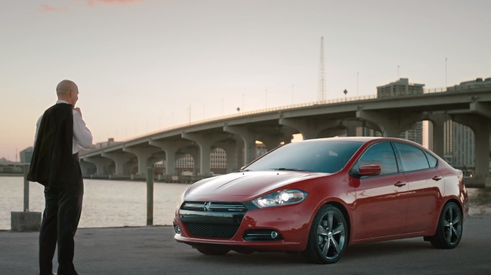 dodge dart goes hip with new commercial starring pitbull. Cars Review. Best American Auto & Cars Review