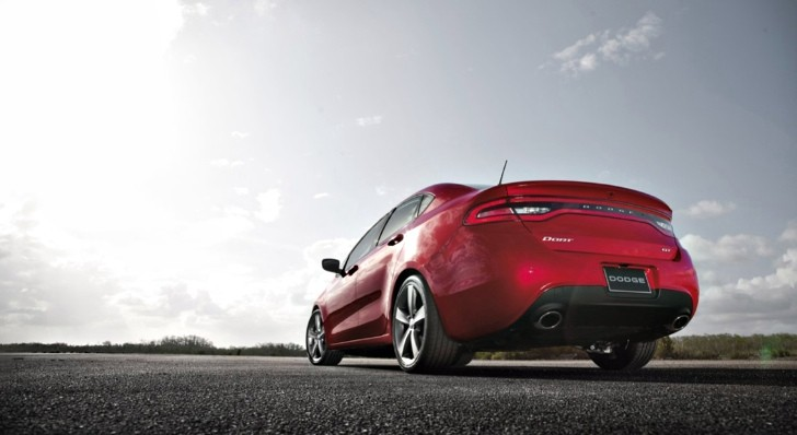 Dodge Dart GT Gets Mild Sporty Tweaks [Photo Gallery]
