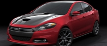Dodge Dart GTS 210 Tribute by Mopar