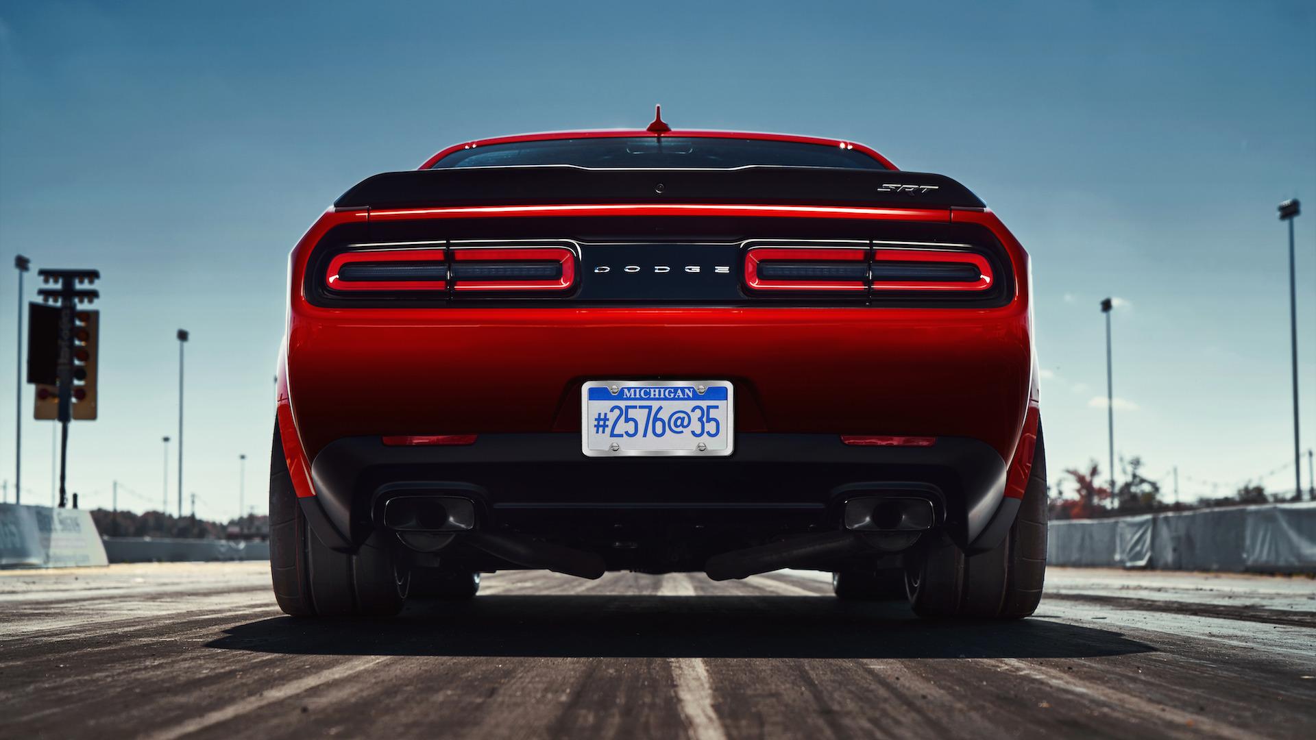 Dodge Drops Third Challenger SRT Demon Teaser, Could Be AWD - autoevolution