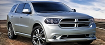 Dodge Durango Is the 8th Chrysler Model to Be Named IIHS Top Safety Pick