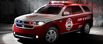 Dodge Durango Police and Fire & Rescue Vehicles Unveiled
