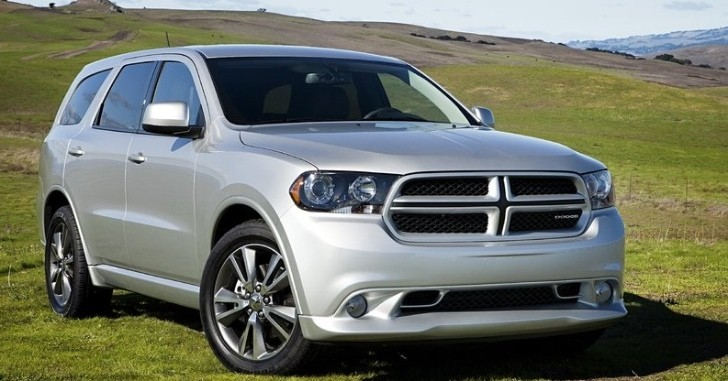Dodge Durango Recalled Due to Safety Concerns