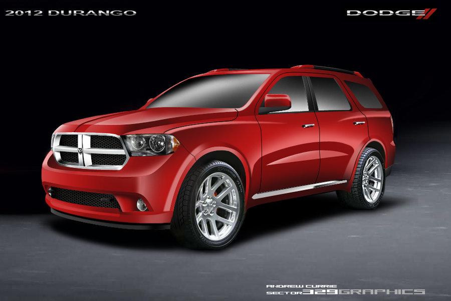Dodge durango srt8 under consideration autoevolution