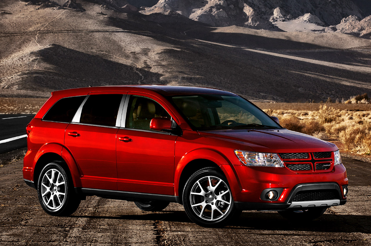 Dodge Gives the 2011 Journey the R/T Treatment - autoevolution