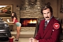 "Dodge Launches ""Hands on Ron Burgundy"" Contest with 2014 Durango Prize [Video]"