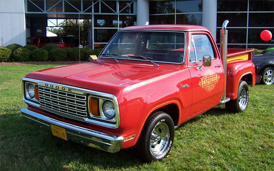 Dodge Li'l Red Xpress, Mr. Norm's Edition - autoevolution