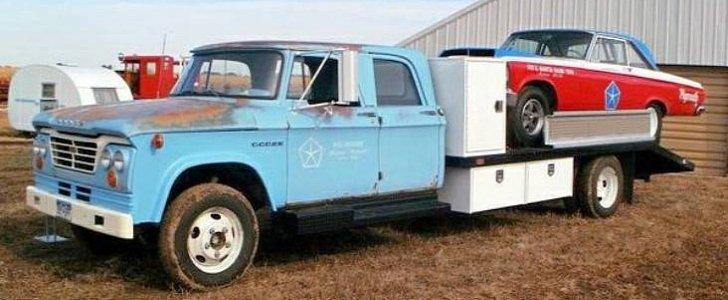 Dodge Nascar Hauler Replica Is Dirt Cheap On Craigslist Photo Gallery Autoevolution