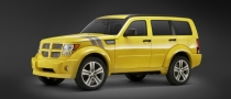 Dodge Nitro Gets 2011 MY Updates
