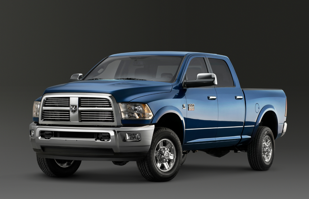 Dodge ram 2500 and 3500 investigated by nhtsa for steering problems autoevolution