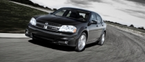 2011 Dodge Avenger Released