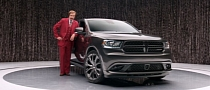 Dodge Teams Up with Anchorman's Ron Burgundy for 2014 Durango Ad Campaign [Video]