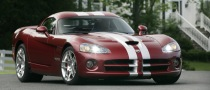 Dodge Viper Dead. For Two Years Only