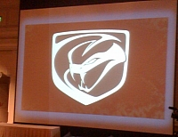New Dodge Viper logo