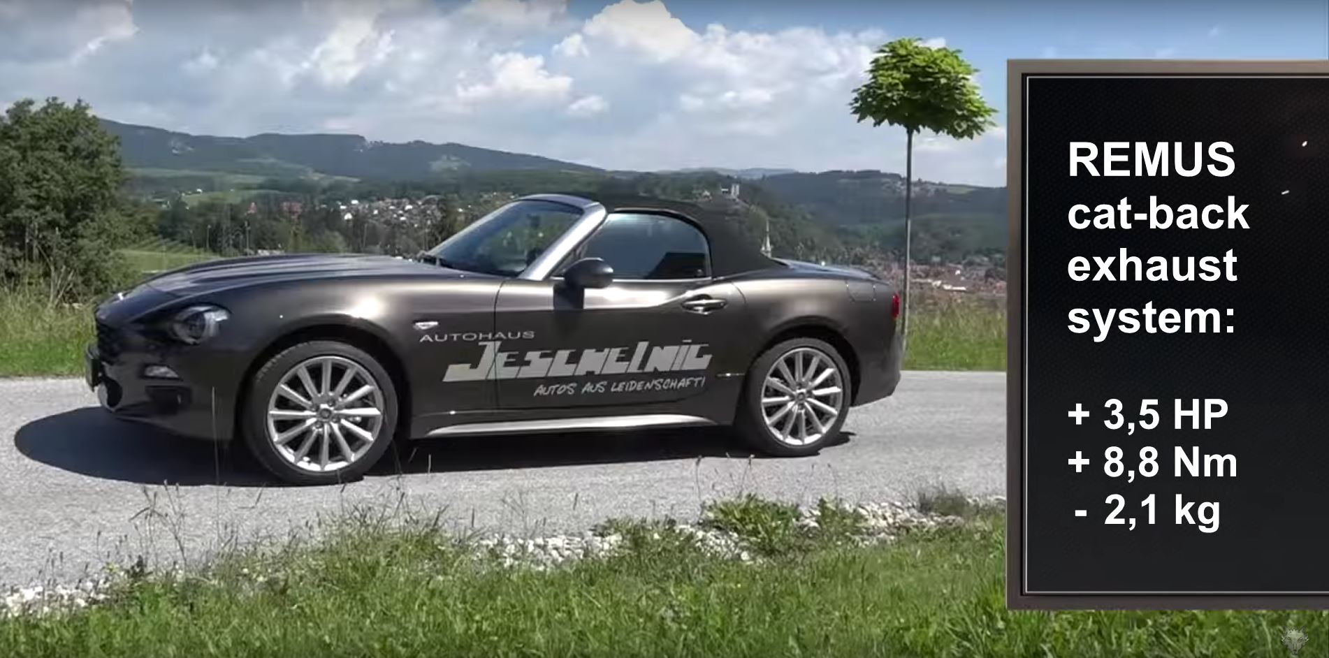 Does The Fiat 124 Spider Sound Better With Remus Exhaust