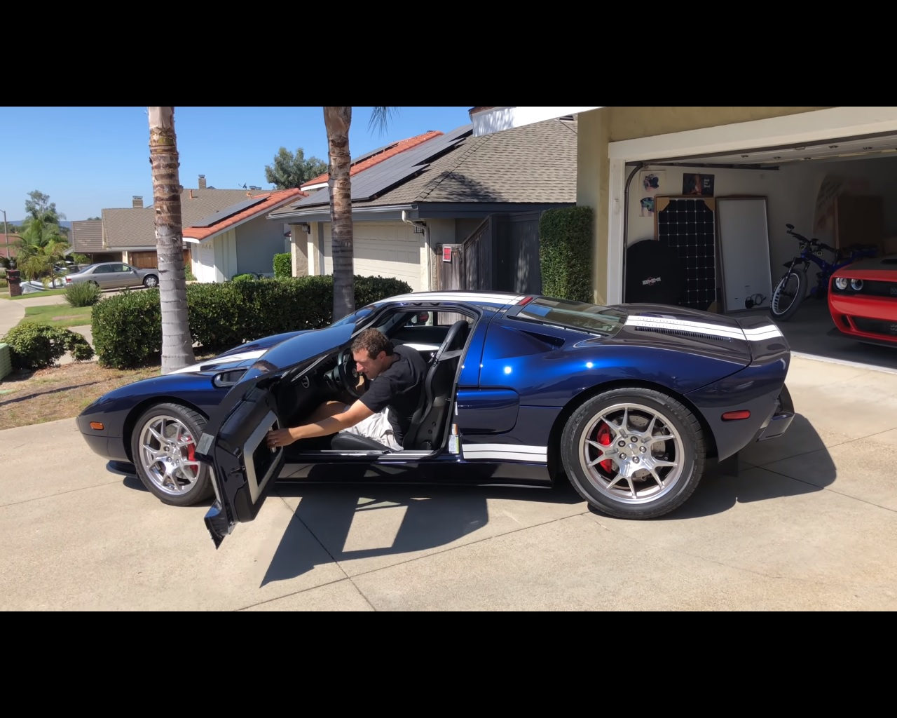 Doug Demuro Buys  Ford Gt From  Ford Gt Owner