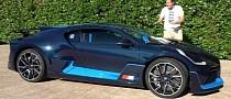 Doug DeMuro Reviews $8 Million Bugatti Divo, It's Surprisingly Comfortable