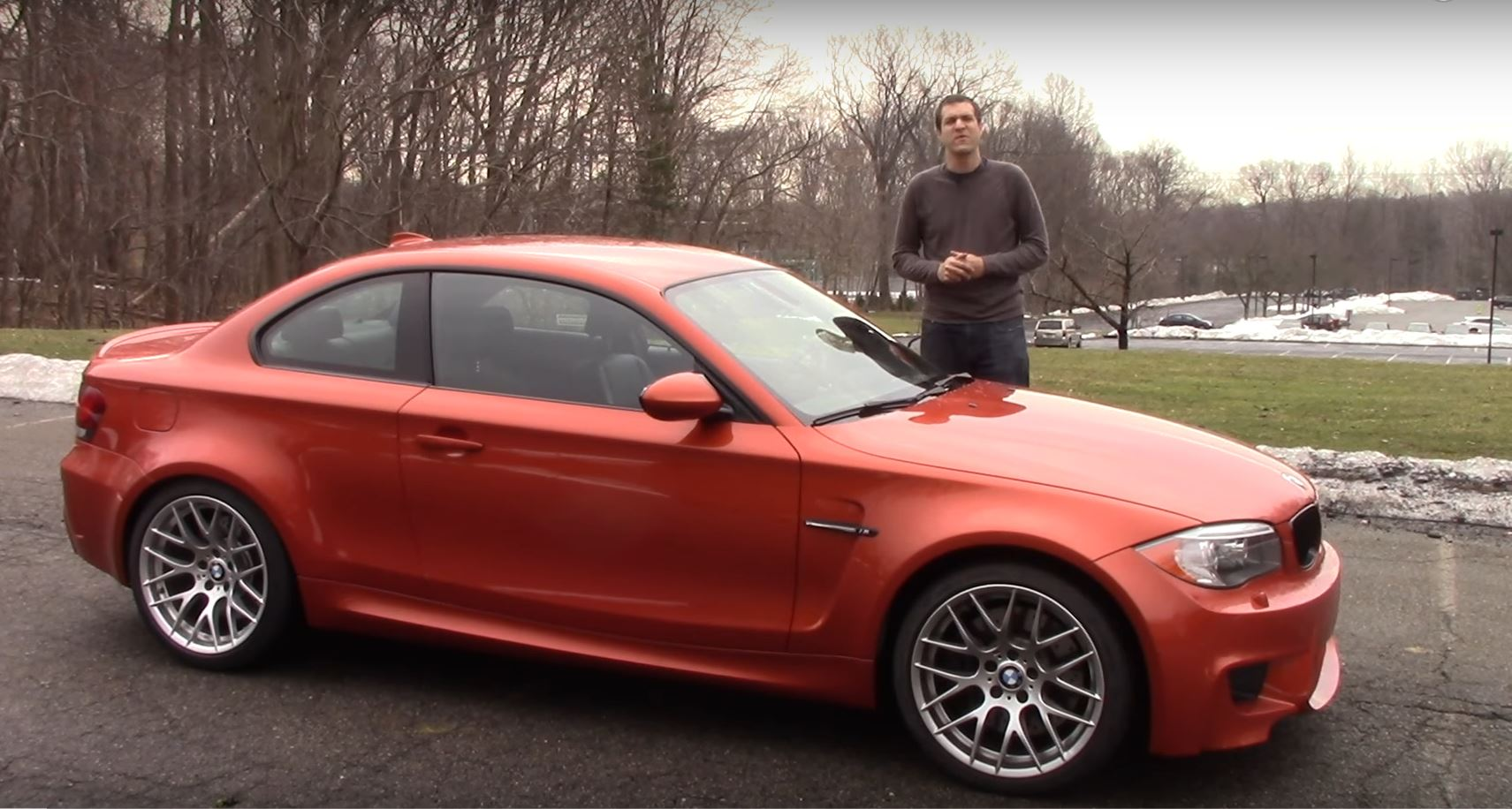 bmw 1m coupe is the best bmw ever doug demuro says autoevolution. Black Bedroom Furniture Sets. Home Design Ideas