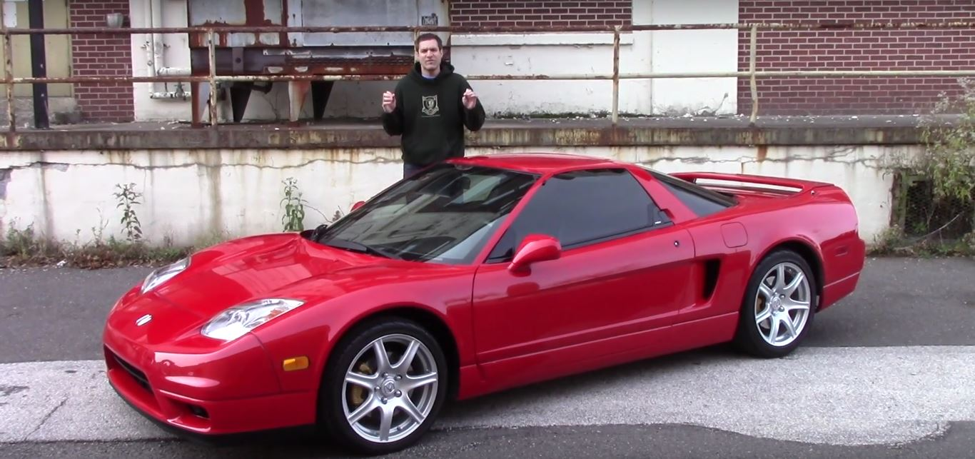 Doug DeMuro Tries To Prove This 2003 Acura NSX Is Worth