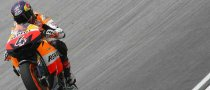 Dovizioso Tops Rainy Free Practice in France