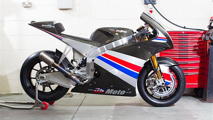 Dr Moto Yamaha R1 Is A Motogp Class Bike You Can Actually Get Autoevolution