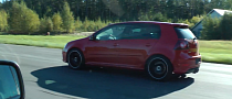 Drag Race: 420 HP Volvo S40 vs 400 HP VW Golf R32 [Video]