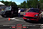 Drag Race: Mercedes G63 AMG vs Porsche Cayenne Turbo S [Video]