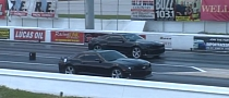 Drag Race: Stock vs Supercharged Camaro SS [Video]