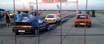 Drag Racer Fails... In Reverse [Video]
