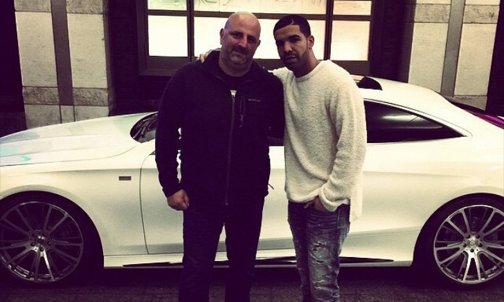 Drake Becomes First 2015 Brabus S Coupe Owner In North