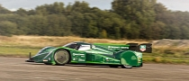 Drayson Racing Sets Four Land Speed Records for EVs