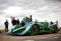 Drayson Racing Sets New World Land Speed Record for Electric Cars