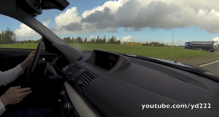 Drifting BMW 118d Shows Us what a Random Bimmer Can Do [Video]