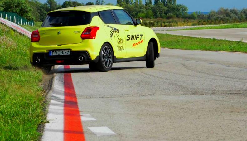 Drifting Suzuki Swift Sport Proves You Don't Need RWD to