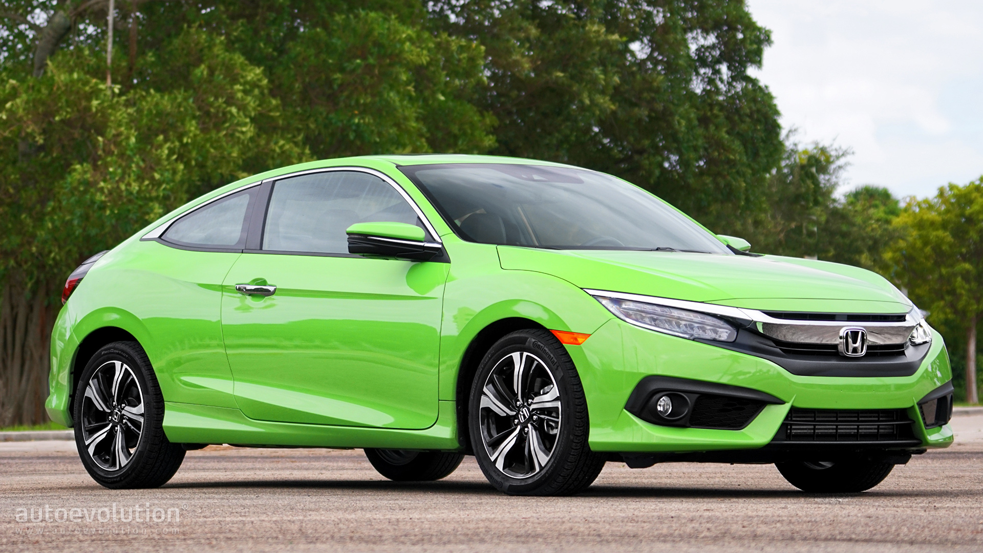driven 2017 honda civic coupe 1 5t autoevolution